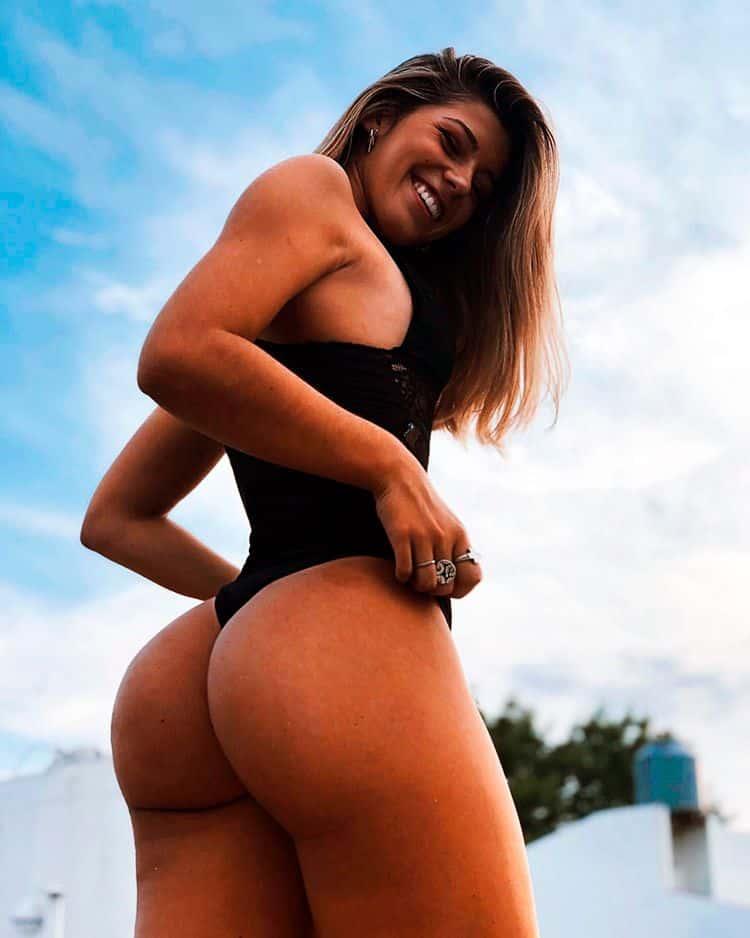 hot argentina girl