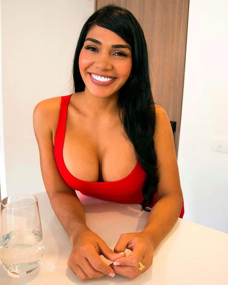hot panamian girl